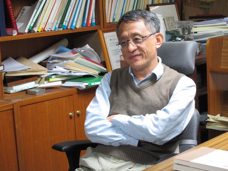 專訪李孝悌教授