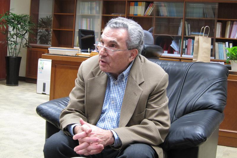 專訪艾爾曼教授