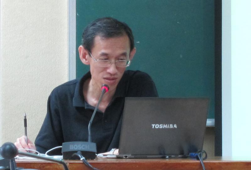 趙世瑜教授演講「重觀東江:明清易代時期的北方軍人與海上貿易」紀要