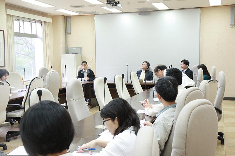 川原秀城教授講演「朝鮮思想的時代區分——以高橋亨的說法為視點」紀要