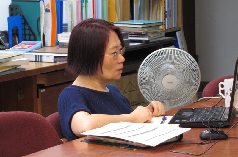 梅韻秋教授演講「天下名勝的私家化:談清代嘉、道年間自傳體紀遊圖譜的興起」紀要