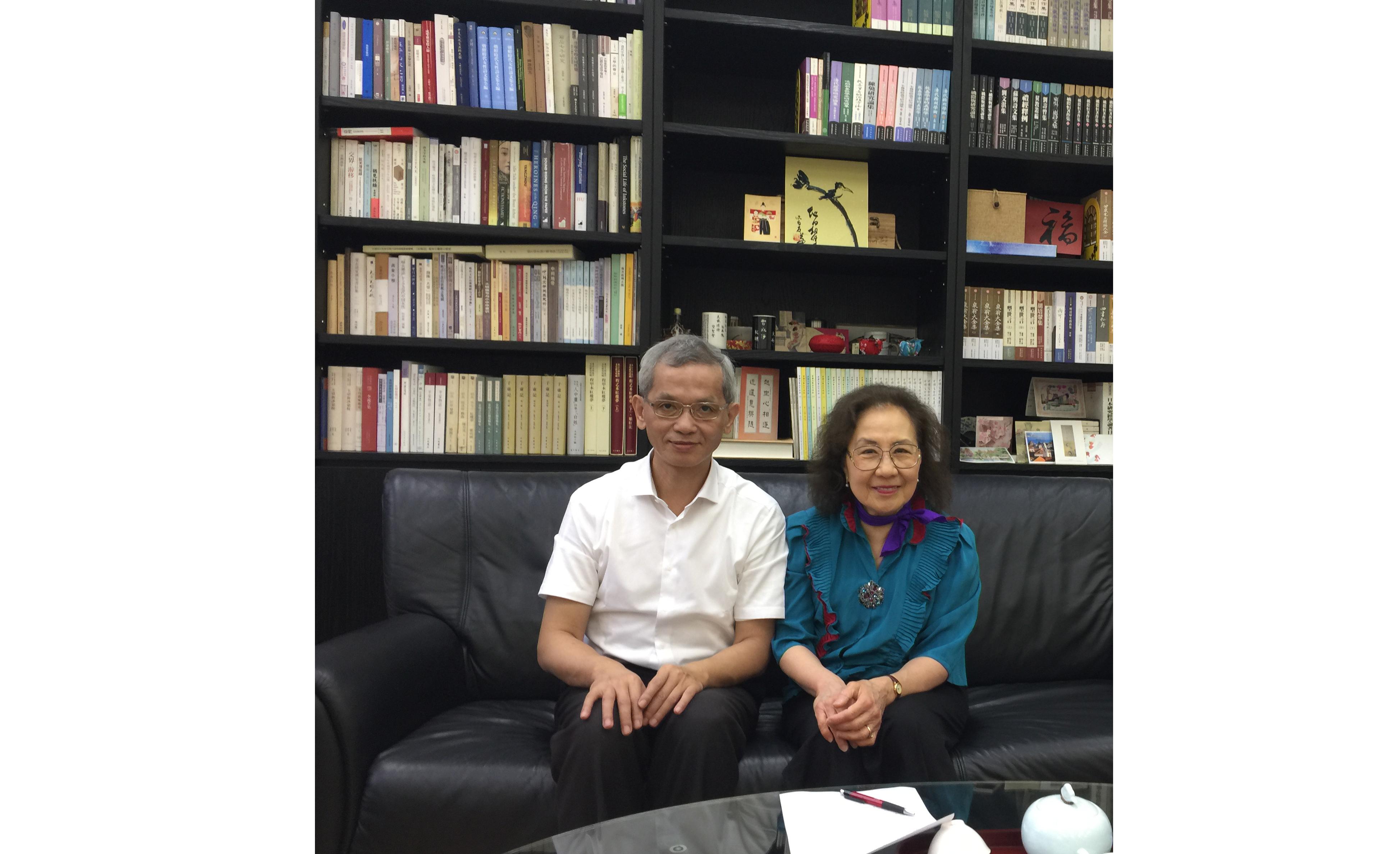 專訪孫康宜教授