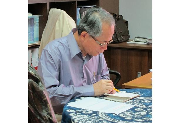 專訪莊英章教授