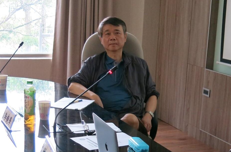 李奭學教授演講「靈魂與國魂: 略論明清基督宗教的小說」紀要