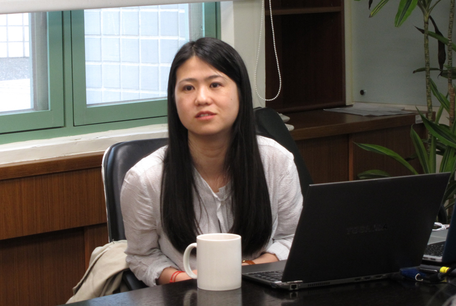 黃菲教授演講「十八世紀中國西南東川府的景觀建造」紀要