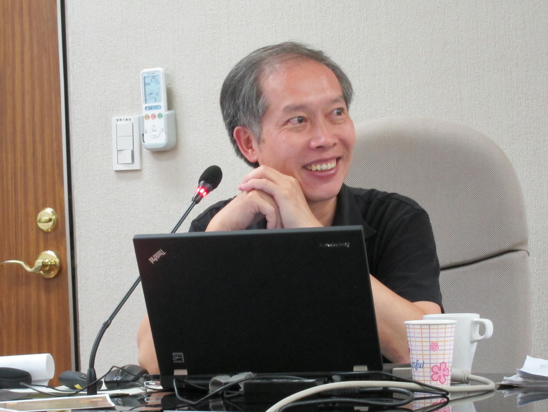 劉序楓教授演講「康熙、曹寅與日本動靜調查——以二件清宮舊藏圖卷為線索」紀要