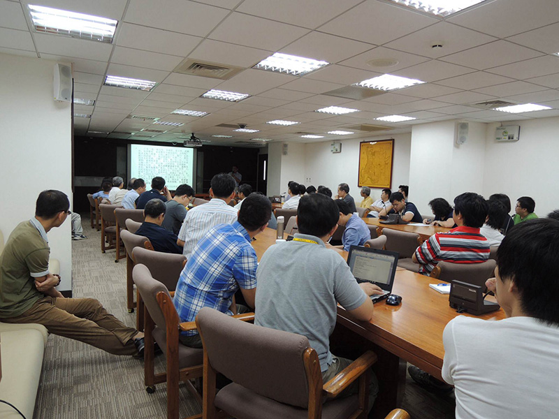 劉志偉教授演講「珠江口的疍家:歷史視角下的族群」紀要