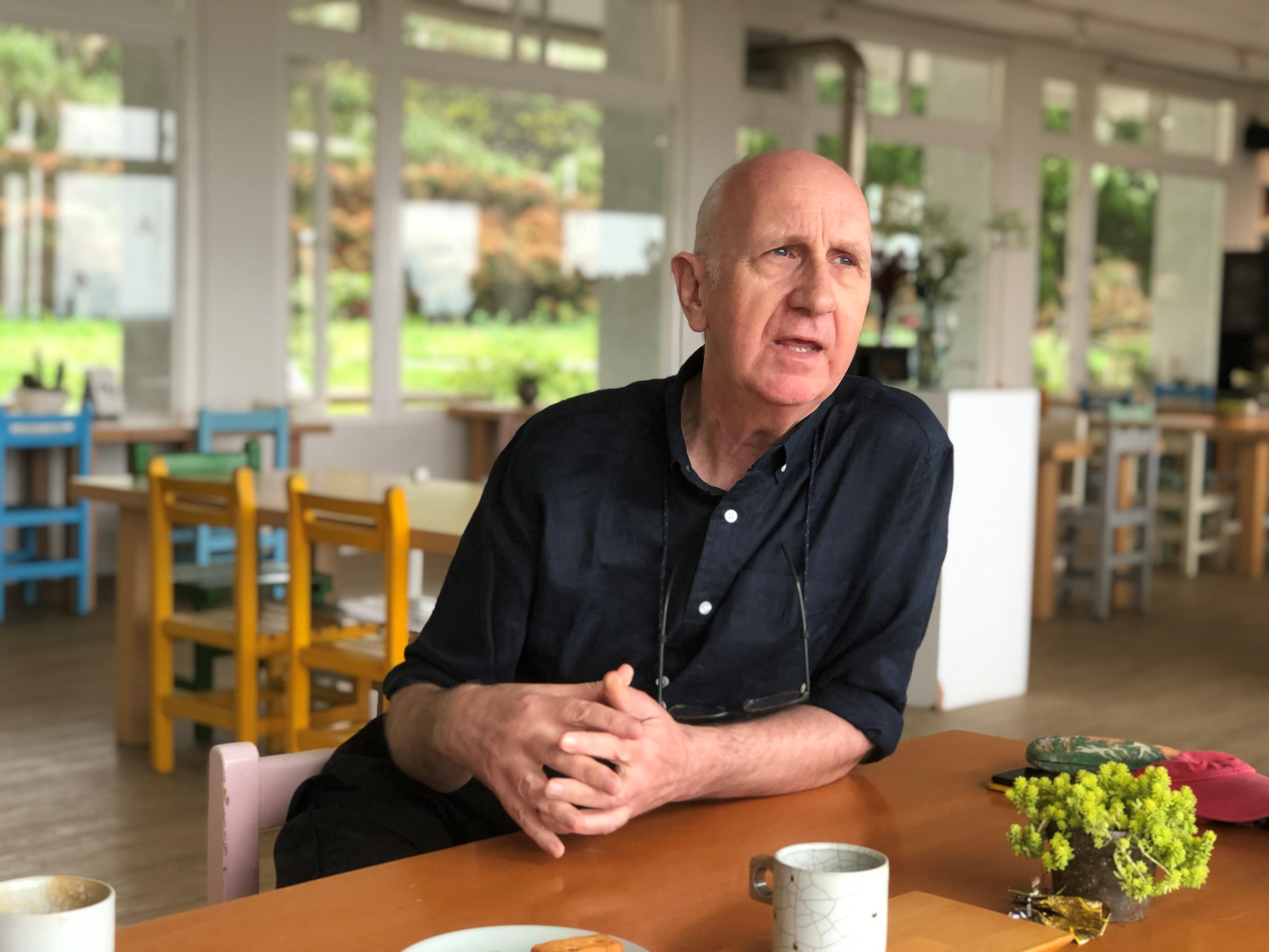 專訪柯律格 (Craig Clunas, 1954-) 教授
