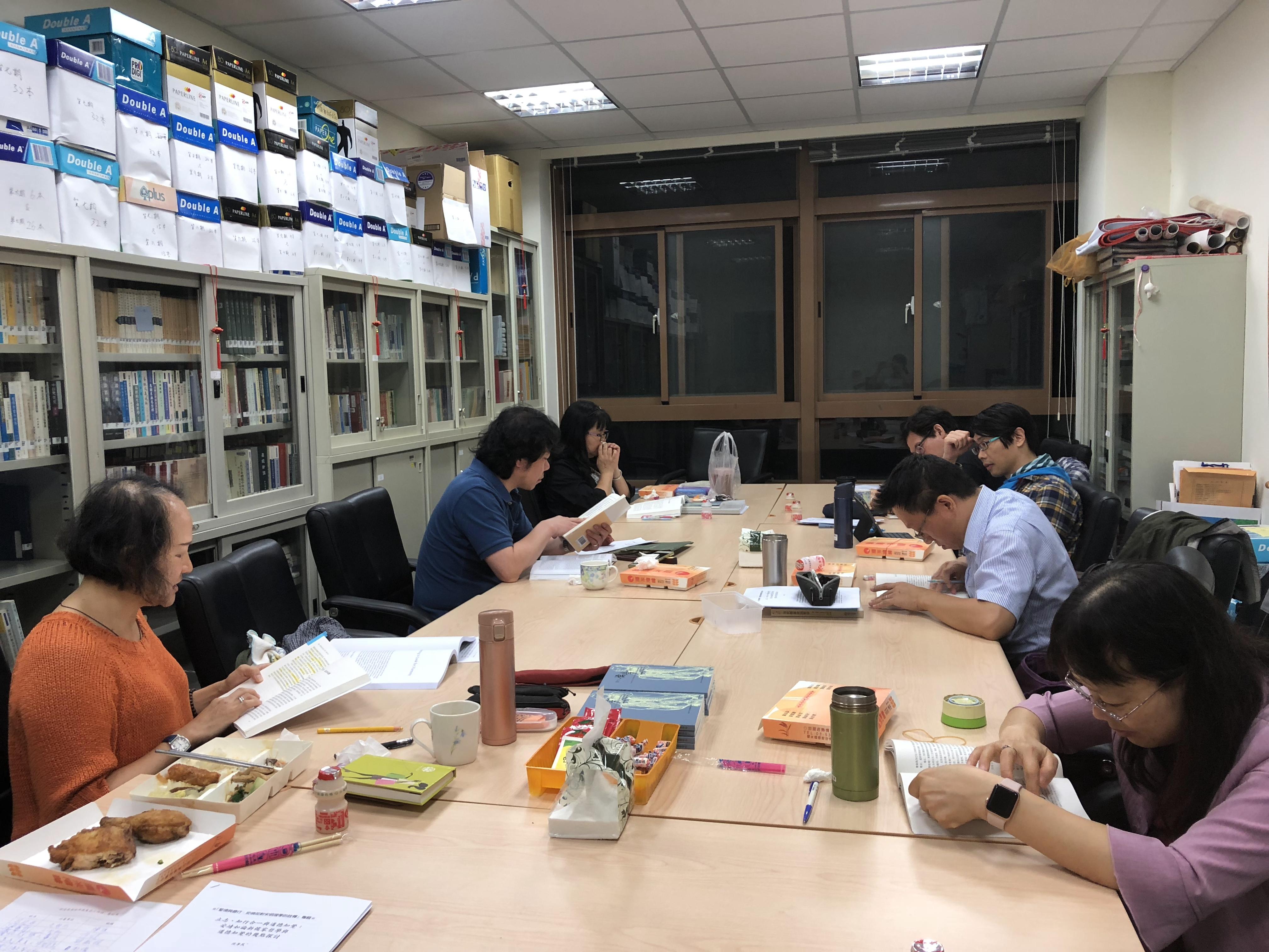 「明清的思想世界與東亞研究工作坊」第八次討論會紀要