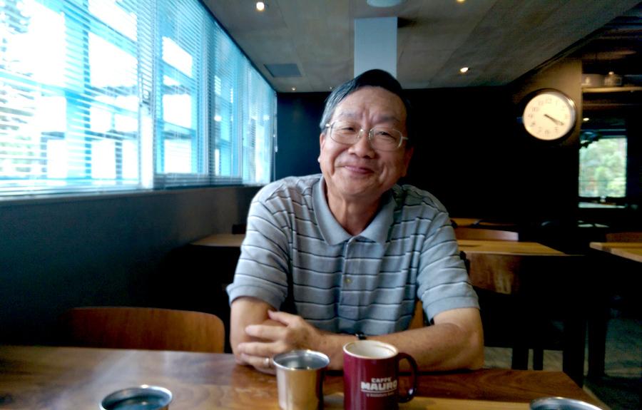專訪夏長樸教授