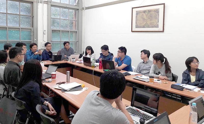 「明清制度與地方社會工作坊」第四次討論會紀要