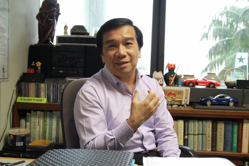專訪李焯然教授