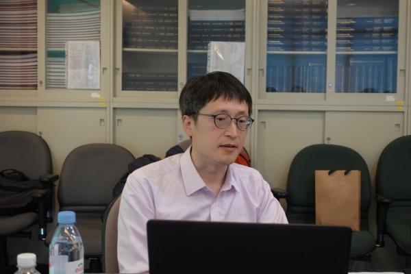 郭至汶教授演講「自然語言處理於清領時期臺灣史料的應用——以《海關醫報》、《博醫會報》為例」紀要