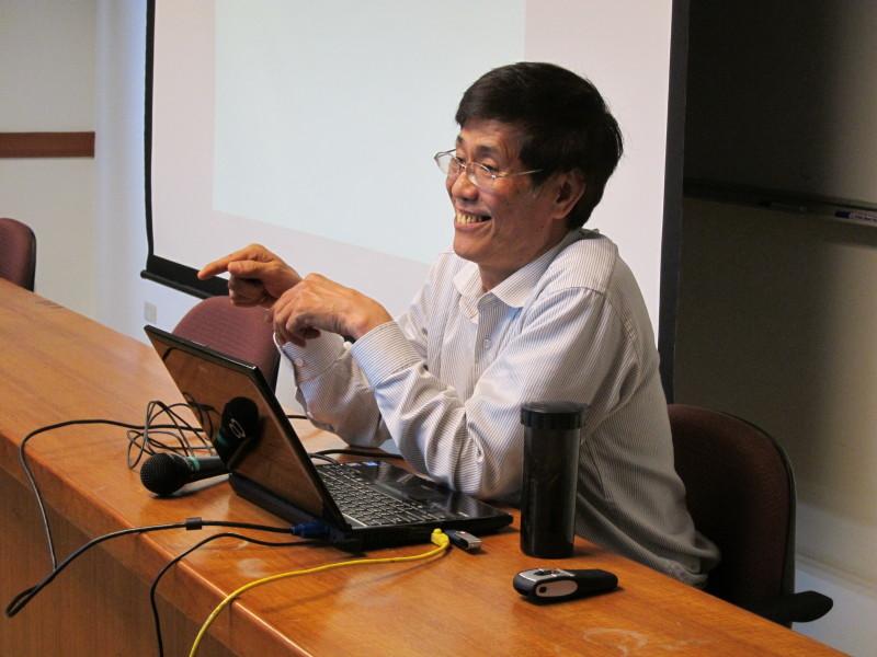 鄭振滿教授講演「明清福建的鄉族自治傳統」活動紀要