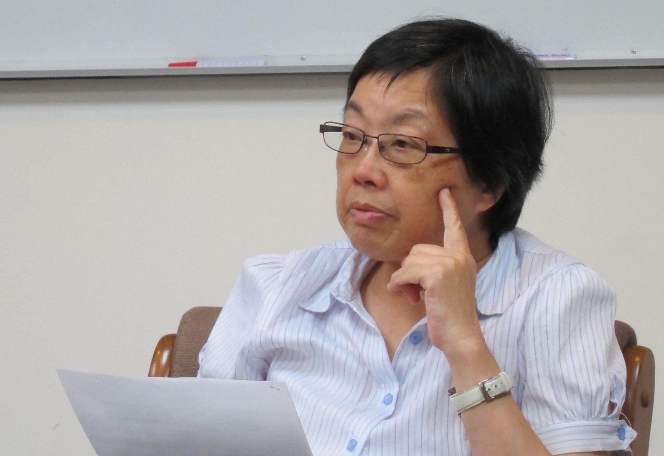 專訪許雪姬教授