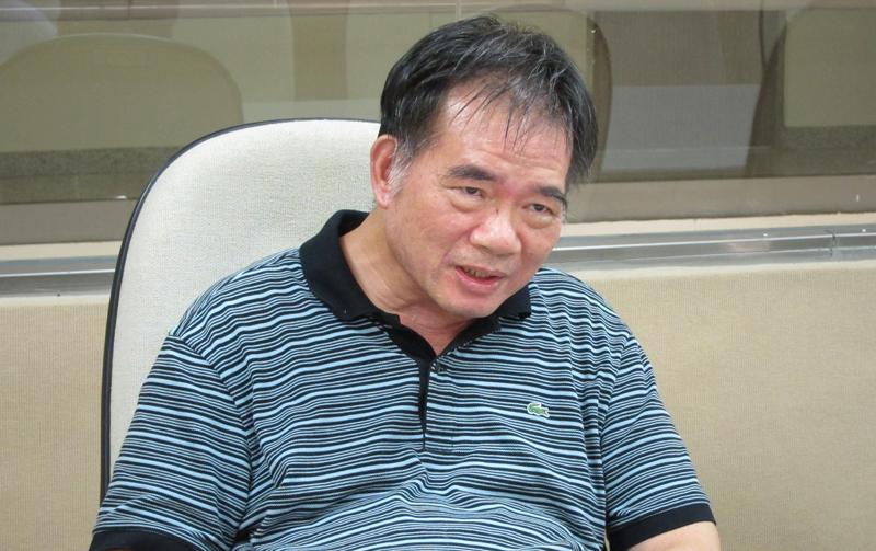專訪林慶彰教授