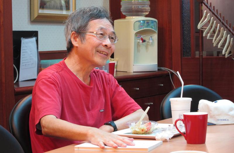 專訪張彬村教授