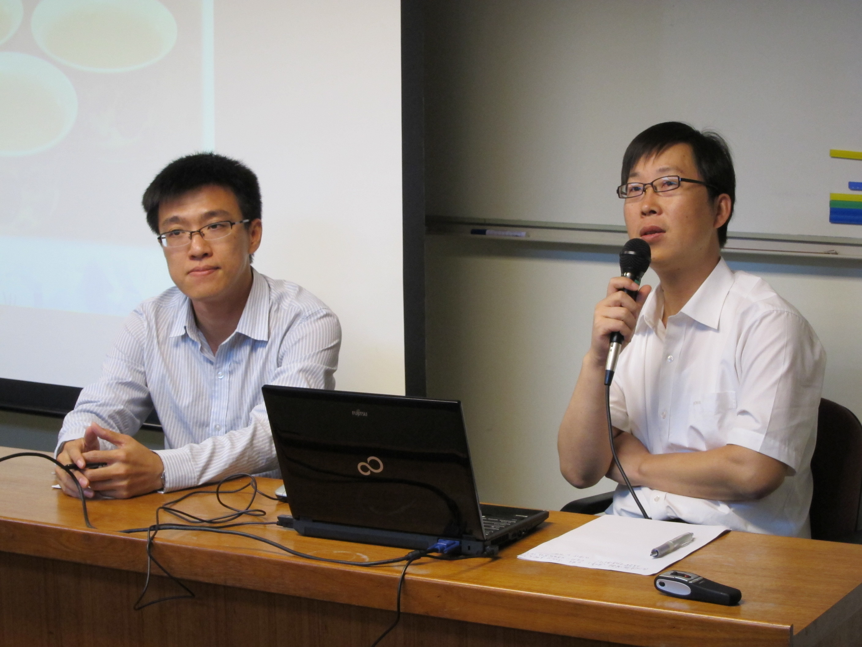 胡英澤教授、謝湜教授講演「區域史研究的反思與展望:基於山西與江南研究實踐的對話和討論」紀要