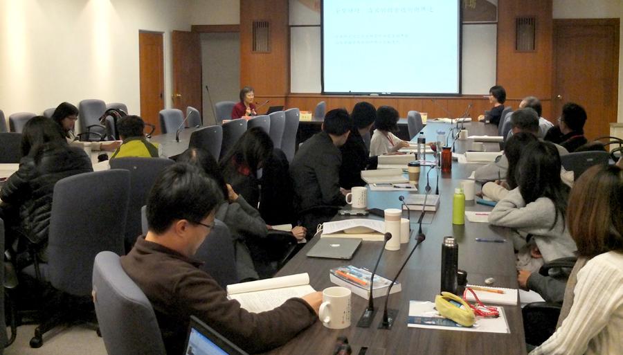 中西檔案讀書會——「檔案文獻 VS. 物質文化:制度、技術與商貿史工作坊」紀要