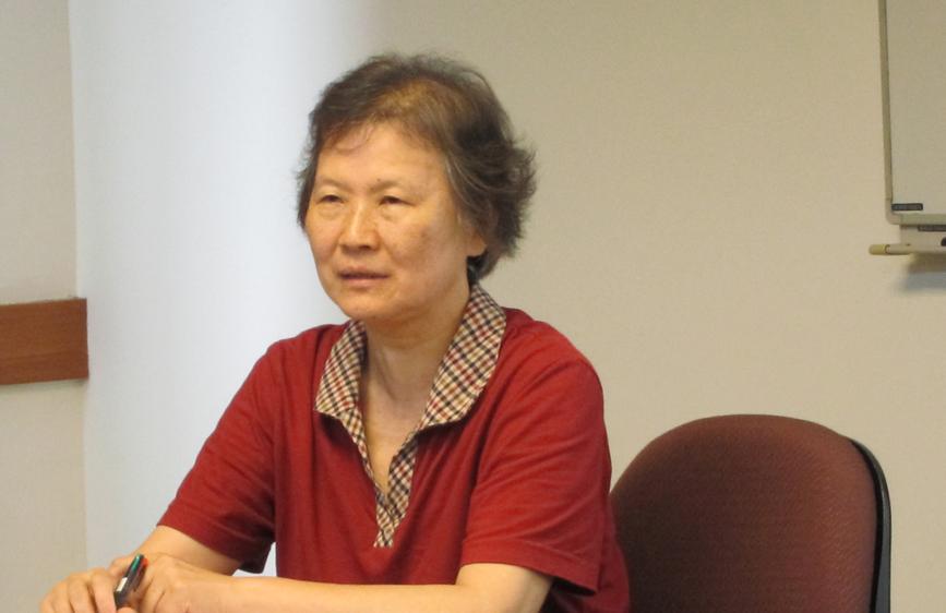 賴惠敏教授演講「庫倫商人對清朝經濟的貢獻」紀要