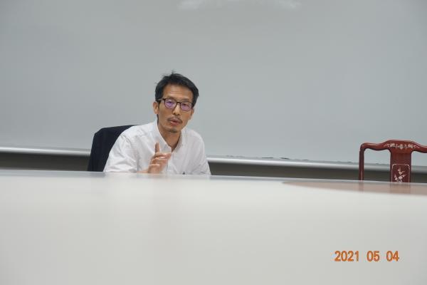 陳正國教授演講「啟蒙、商業、帝國、文明與殖民——從馬嘎爾尼出使中國講起」紀要