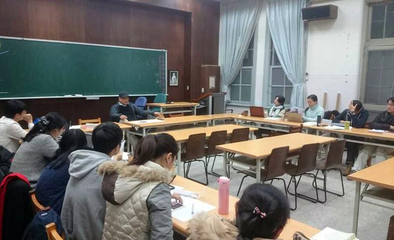 「明清制度與地方社會工作坊」第二次討論會紀要