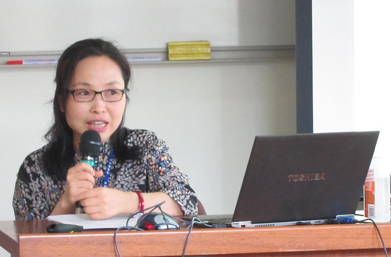 徐美潔博士演講「宗族與社會認同中的晚明世醫與儒醫——以王世貞的醫者交往與紀錄為中心」紀要