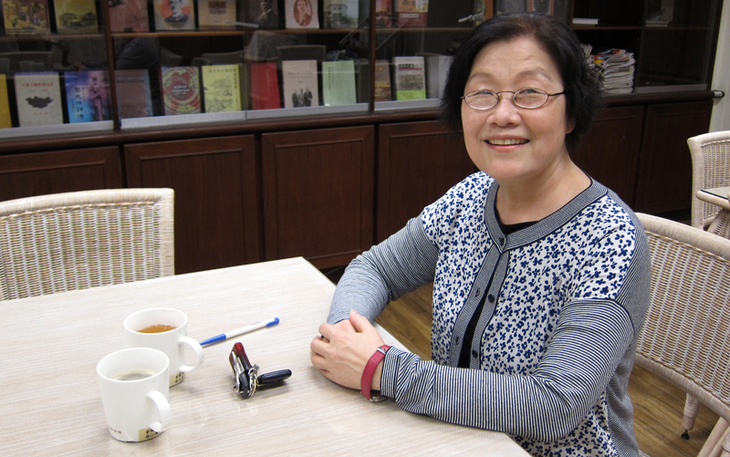 專訪張壽安教授