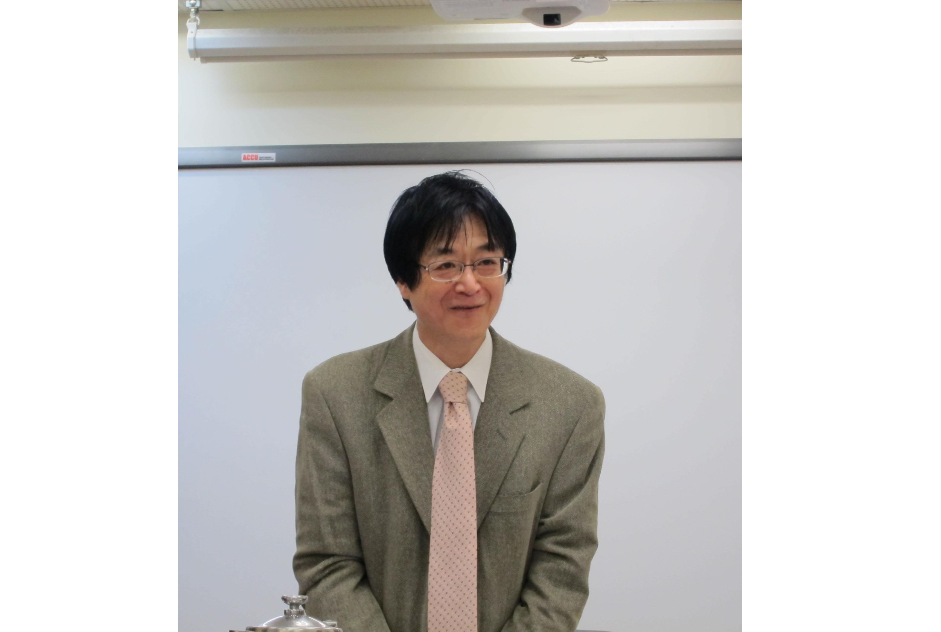 藤谷浩悅教授演講「晩近日本的中國近代史研究:動向與課題」紀要