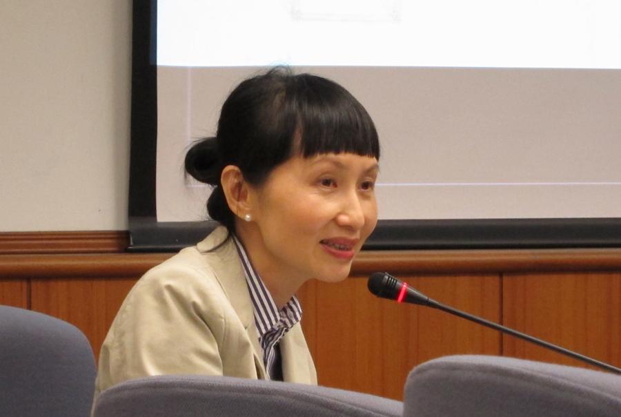 賴毓芝教授演講「自然調查與帝國瑞徵:從《瑞樹圖》製作看乾隆對於「圖」的論述」紀要