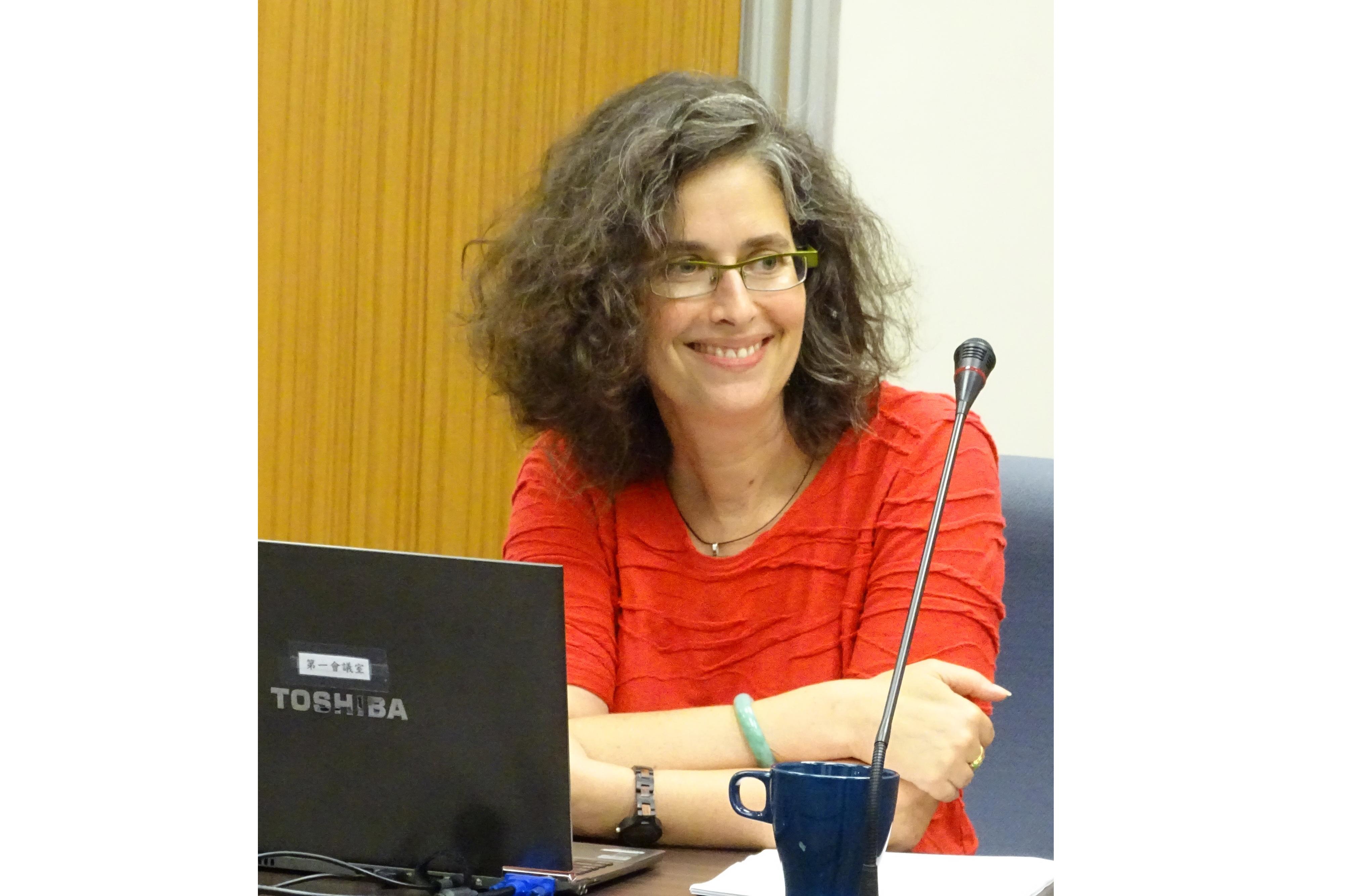 梅爾清(Tobie Meyer-Fong)教授演講「乾嘉變革的再思考」紀要