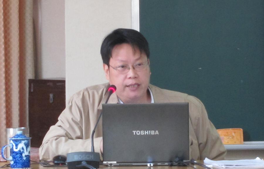 邱仲麟教授演講「海出大魚——中國歷史上的鯨豚擱淺事件」紀要