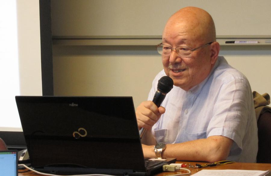 濱島敦俊教授演講「江南無『土豪』——穩定社會何時來臨?」紀要