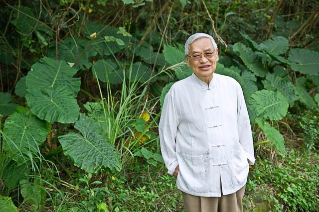 專訪曾永義教授