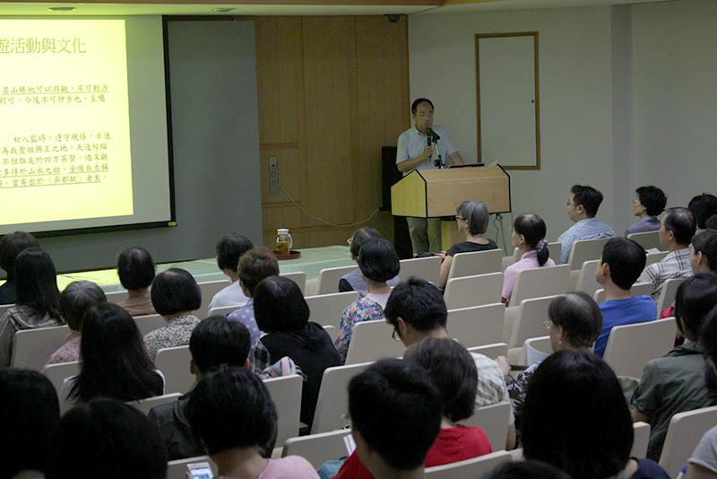 巫仁恕教授演講「從明人尺牘來看消費文化」紀要