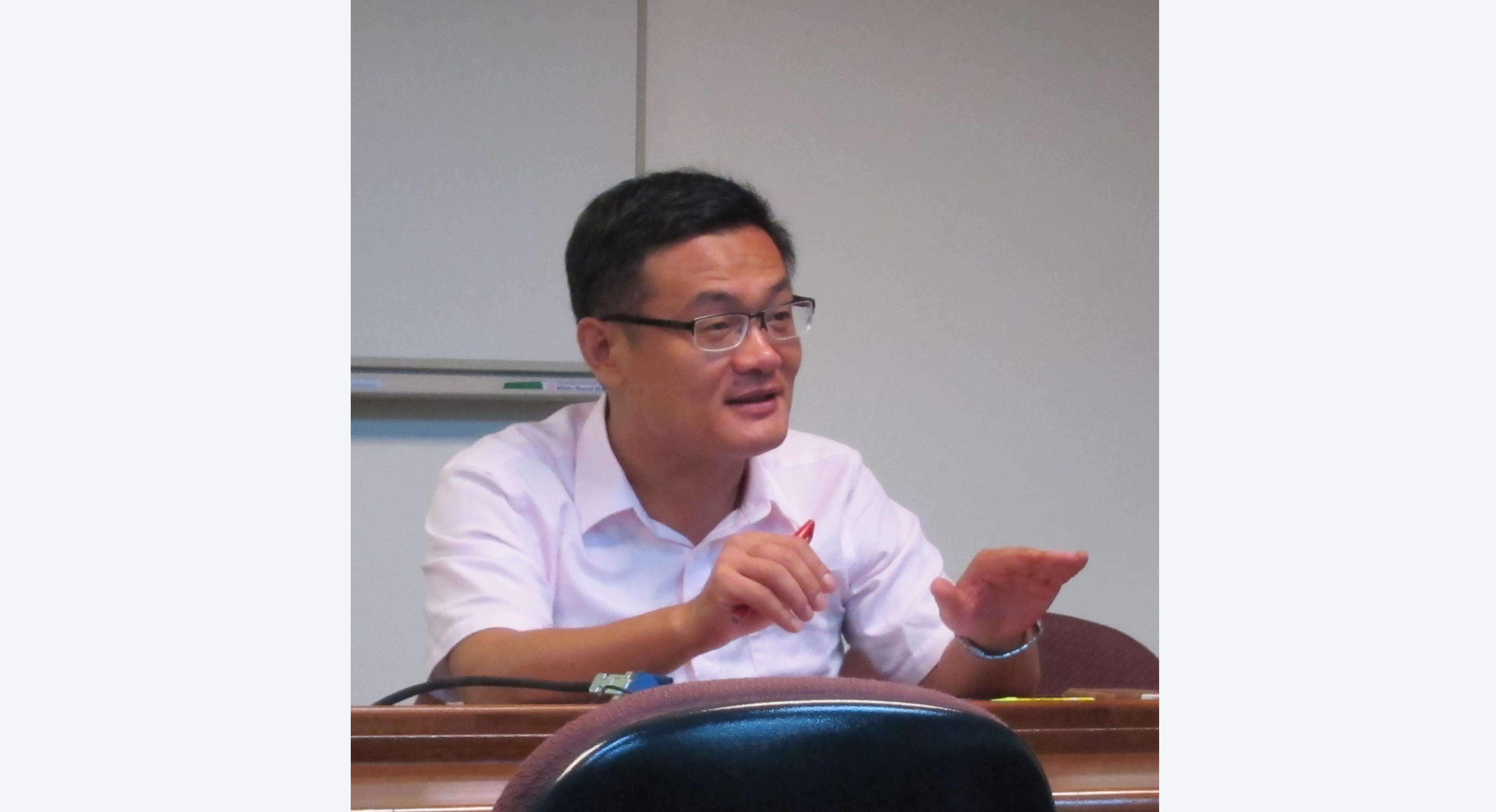 趙樹國教授演講「從「東夷首領」到「一方正神」:青州西南山區逄伯陵信仰演變考論」紀要