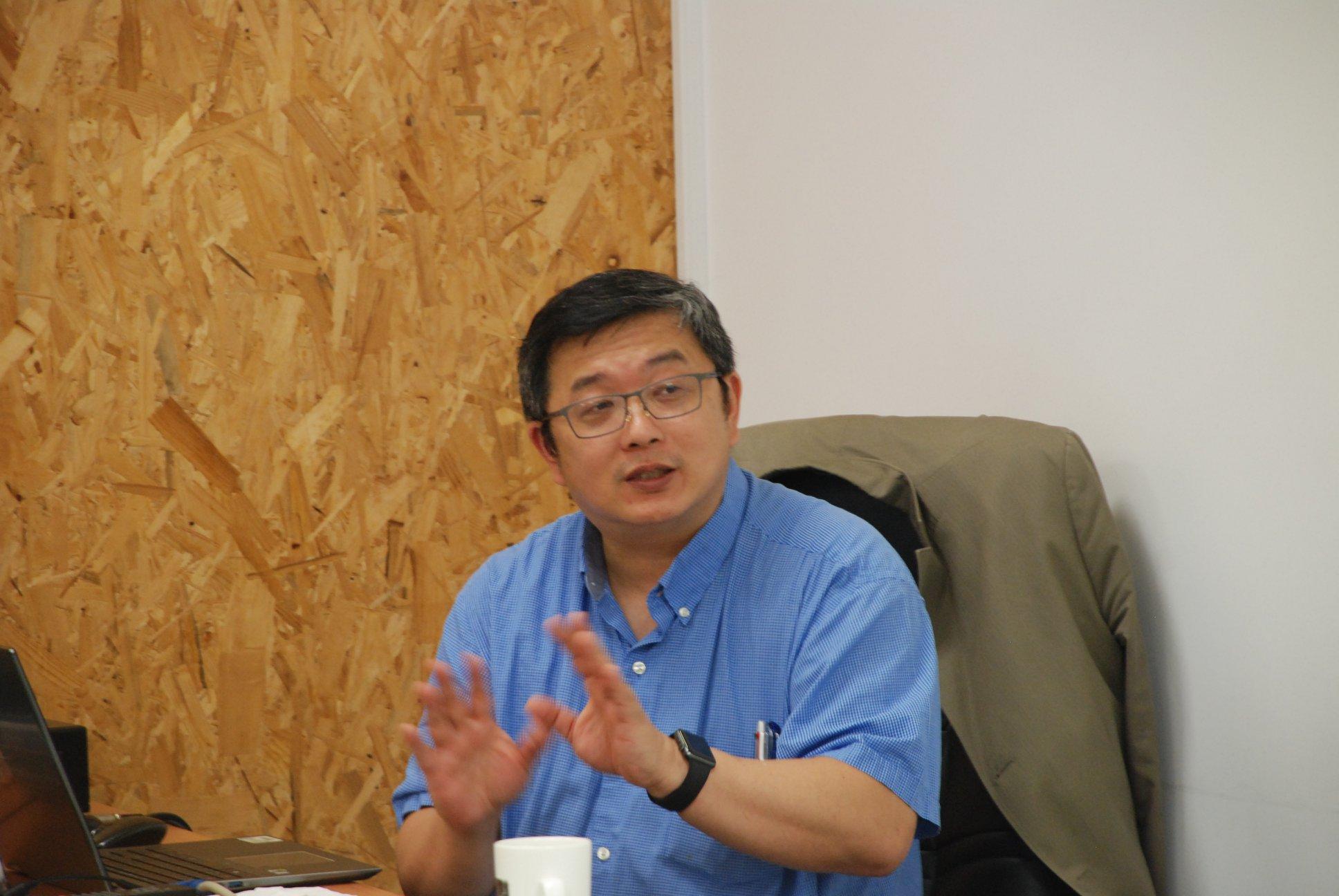 劉國威教授演講「從故宮的文物看明代宮廷的漢藏佛教交流」紀要