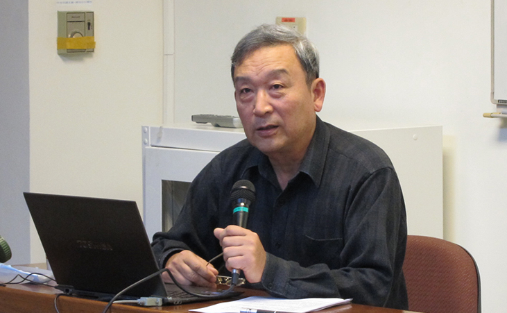 劉小萌教授演講「清代京城滿人信仰的多角度考察」紀要