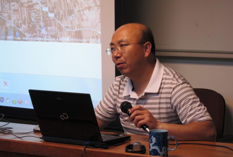 梁志勝教授演講 「『動手動腳』的樂趣──以明末秦藩世系為例的討論」紀要
