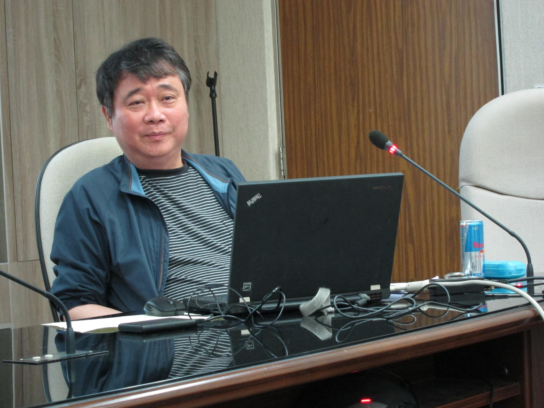 李奭學教授演講「馬若瑟與明清戲曲——馬譯《趙氏孤兒》及其他」紀要