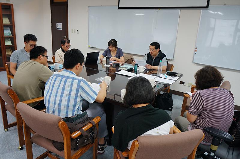 「新清史研究讀書會」 第五次讀書會紀要