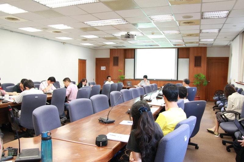 中央研究院明清研究推動委員會主辦「近世儒學、家族與宗教工作坊」成果發表會議紀要