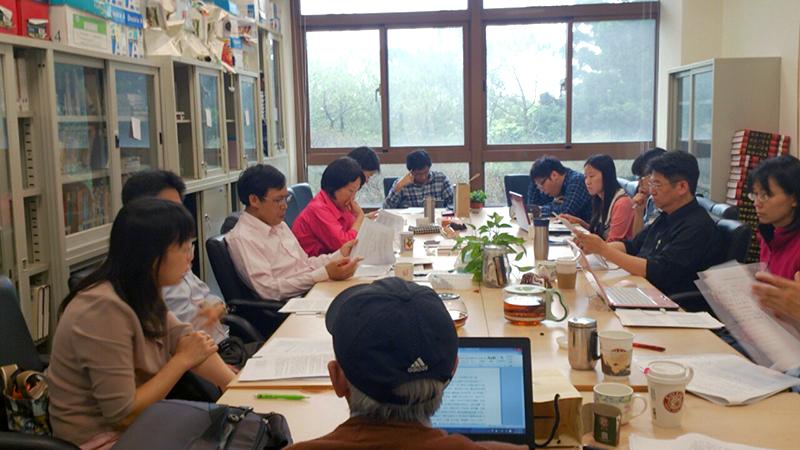 「明清的思想世界與東亞研究工作坊」第二次討論會紀要