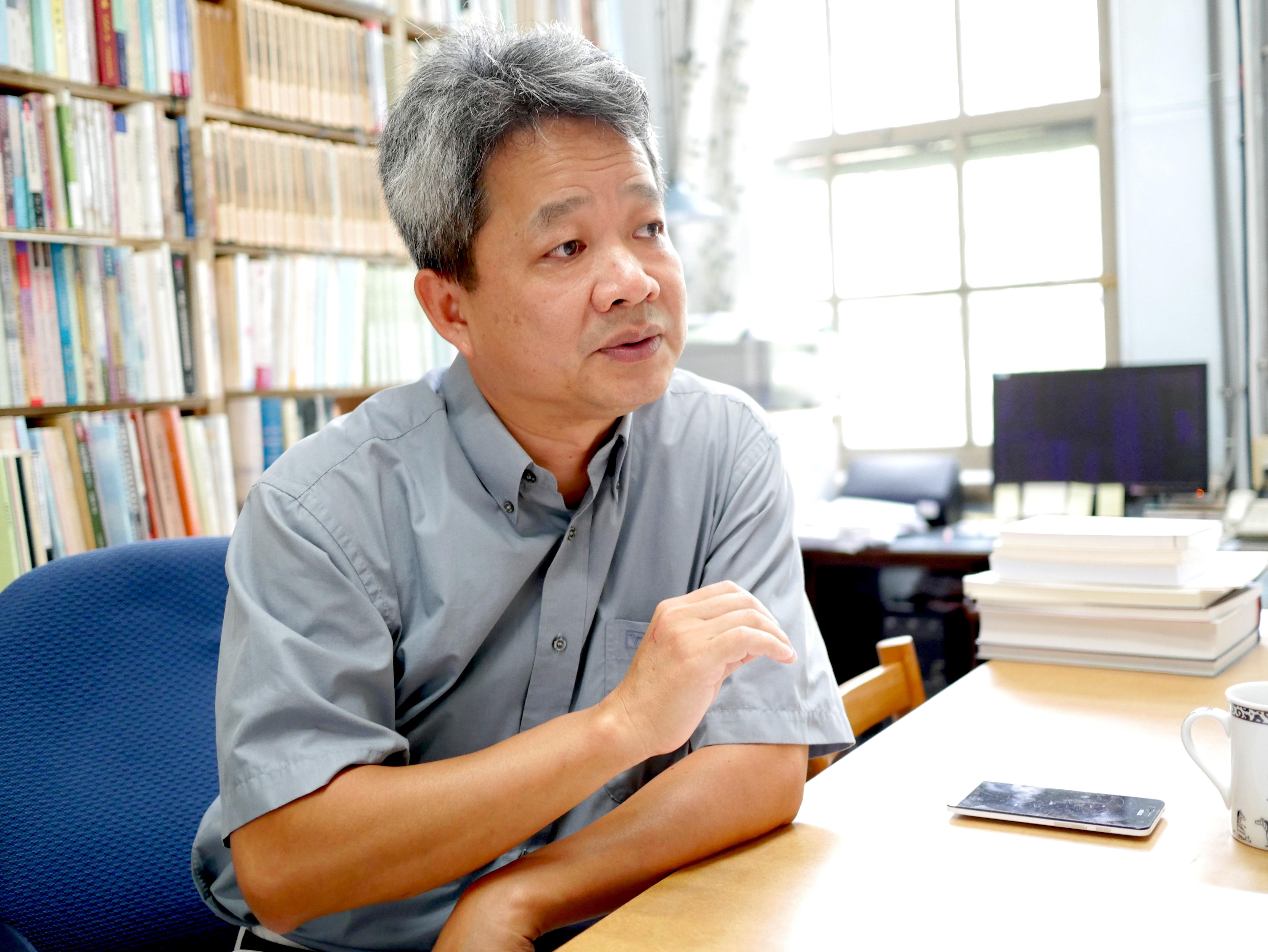 專訪李文良教授