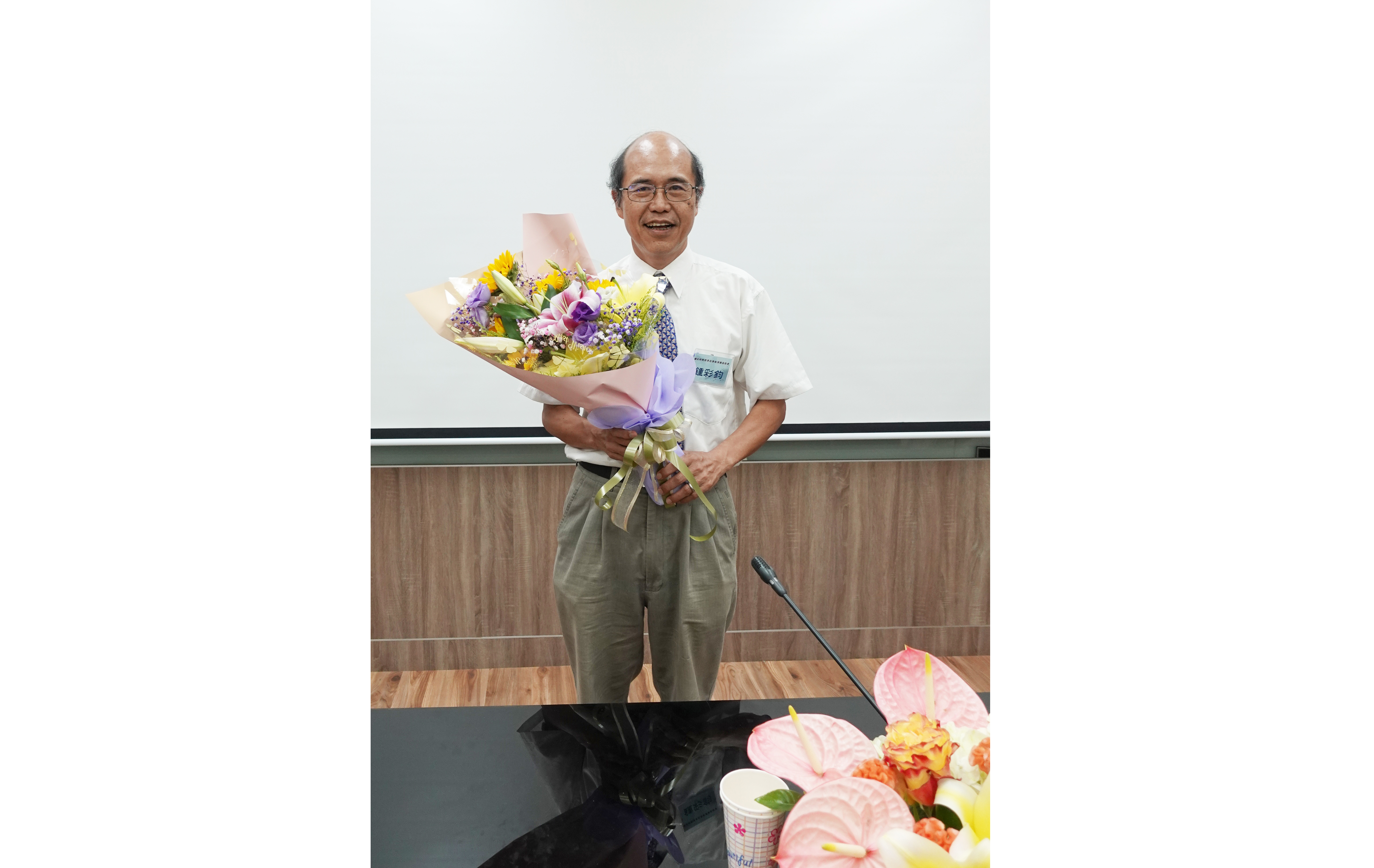 鍾彩鈞教授演講「王陽明與當代程朱學者」紀要