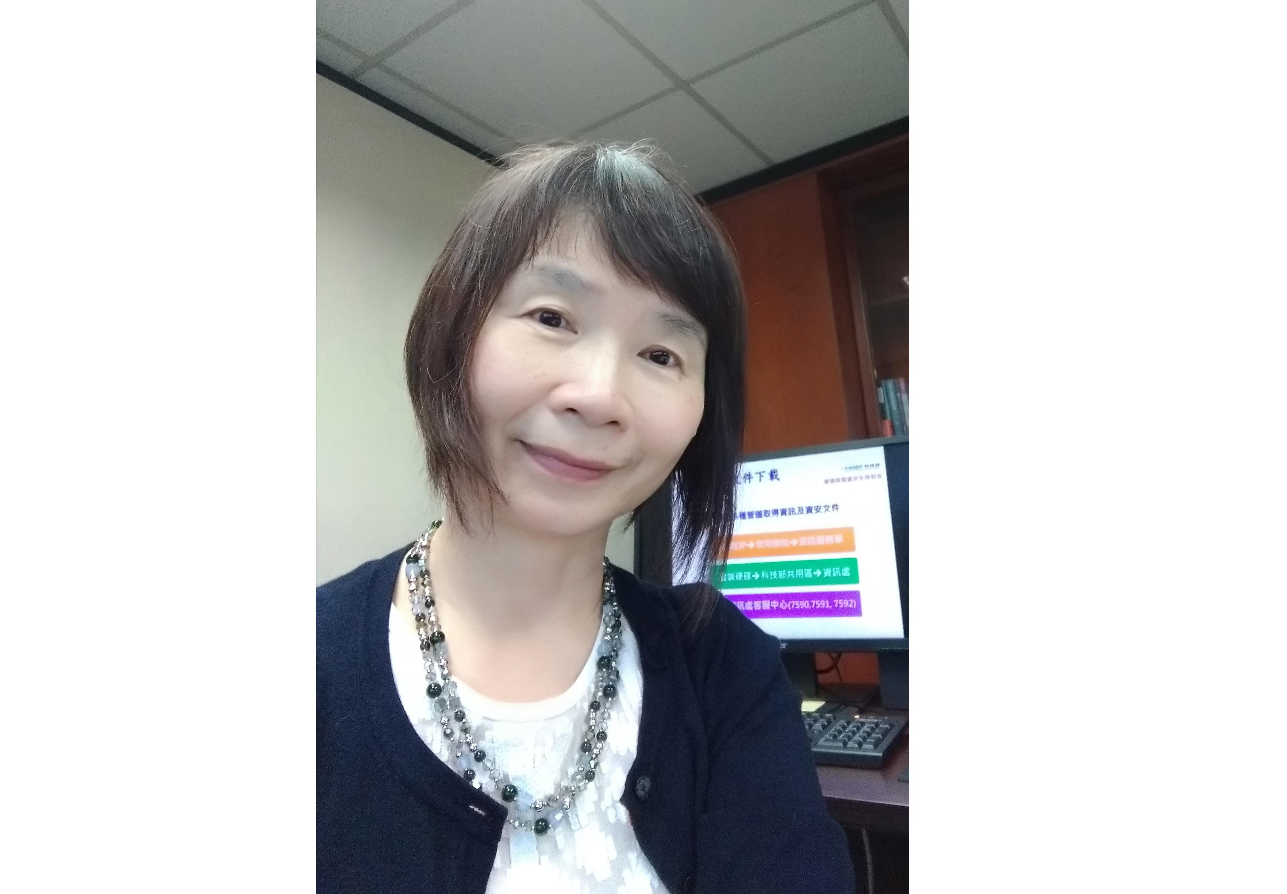 專訪鄭毓瑜教授