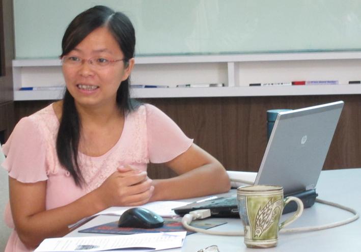 劉紅娟教授演講「明末清初農民武裝與戲曲的傳播」紀要