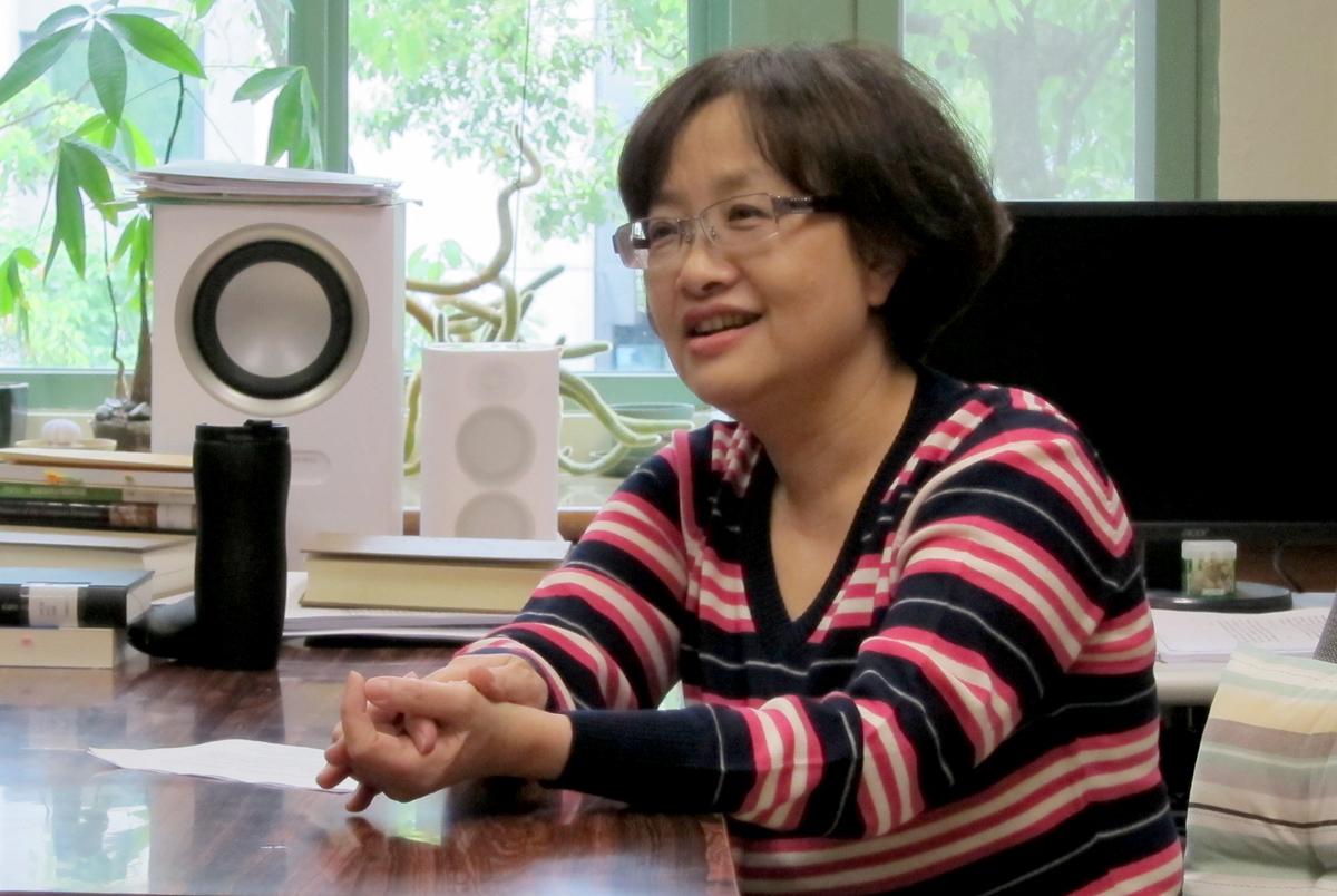 專訪呂妙芬教授