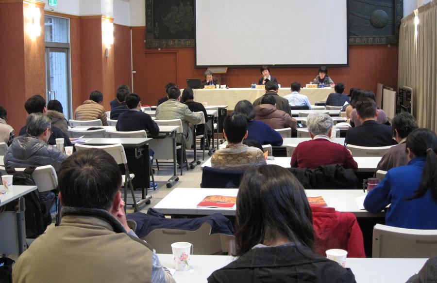 「戰爭與修辭學術論壇」會議報導